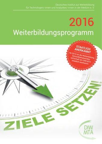 Jahresprogramm 2016 by DIW MTA - issuu