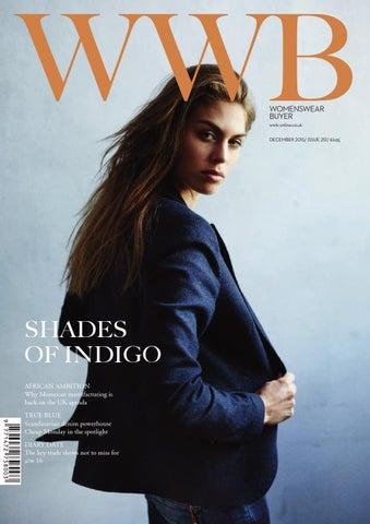 WWB MAGAZINE DECEMBER ISSUE 251 by fashion buyers Ltd issuu