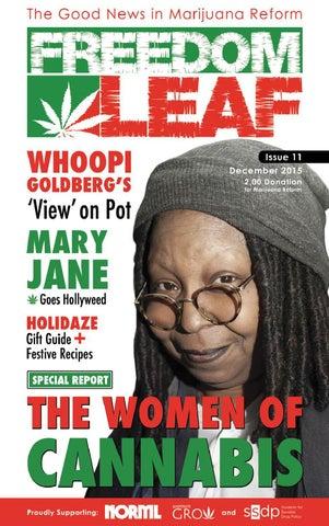 a31fc8d0ad Freedom Leaf Magazine - December 2015 by Freedom Leaf - issuu