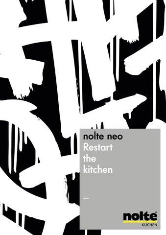 Nolte Eco 2016 By Reikem Gbr Issuu