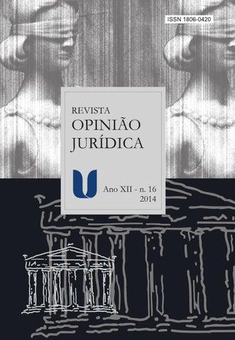 Revista opinio jurdica 16 by unichristus issuu page 1 fandeluxe Gallery