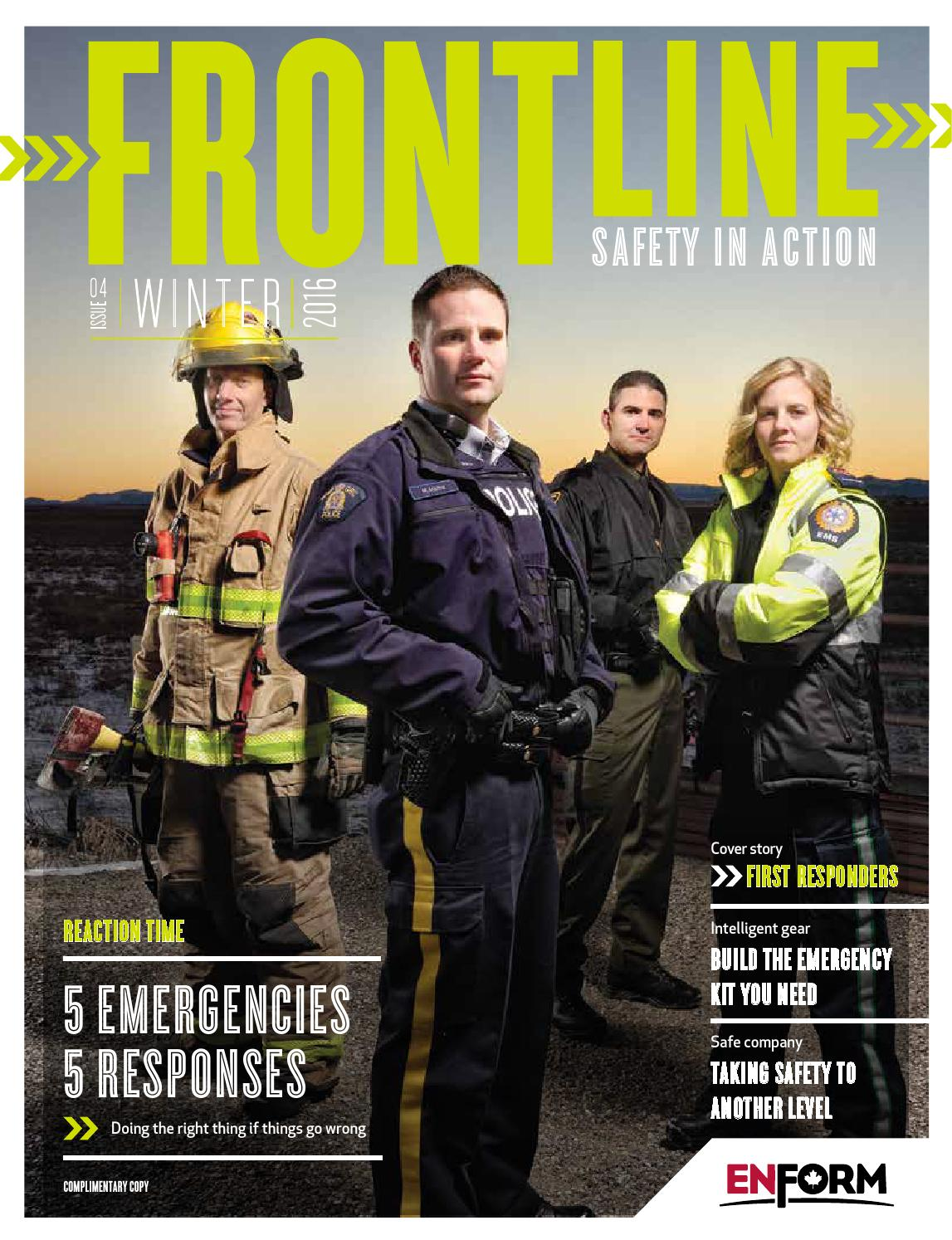 Frontline Winter 2016 Issue By Energy Safety Canada Issuu How To Build Whistle Responder