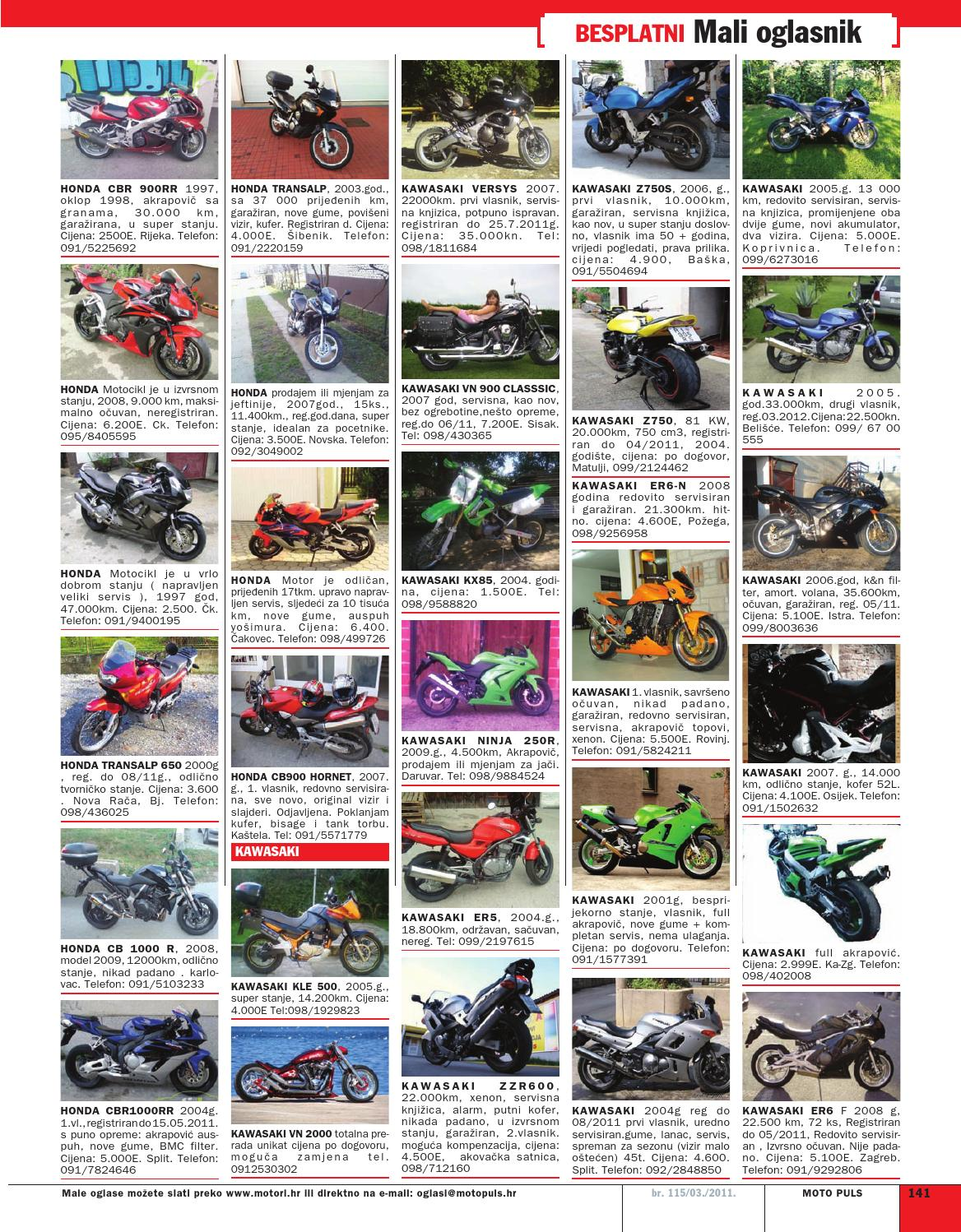 Motopuls 115 32011 By Motopuls Issuu