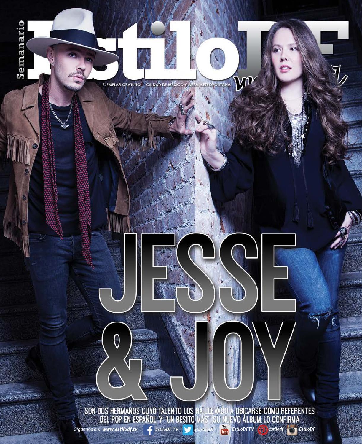 Estilodf Weekend Jesse Y Joy 11 De Diciembre By Estilodf Issuu