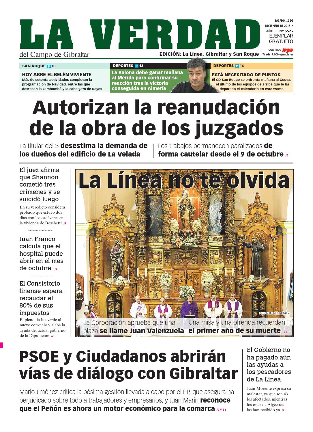 Pdflalinea compressed (1) by La Verdad del Campo de Gibraltar - issuu