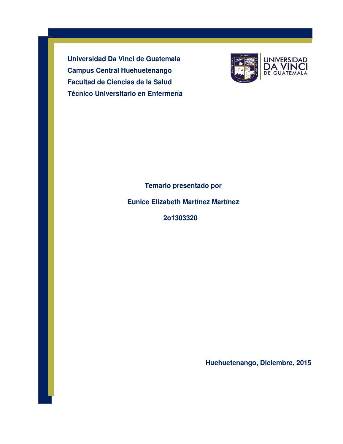 Temario eunice martinez 2013 03 320 by Edvin Morales - issuu