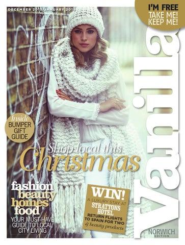 d3d3d51b3e9 Vanilla christmas   ny 2015 16  norwich  by Vanilla Magazine - issuu