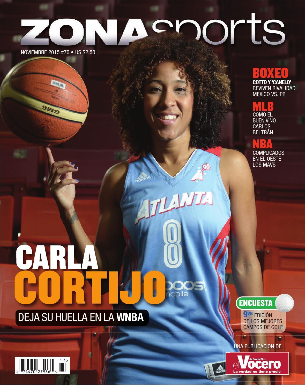 Revista Zona Sports Noviembre 2015 by El Vocero de Puerto Rico - issuu e8bd7484a21c4