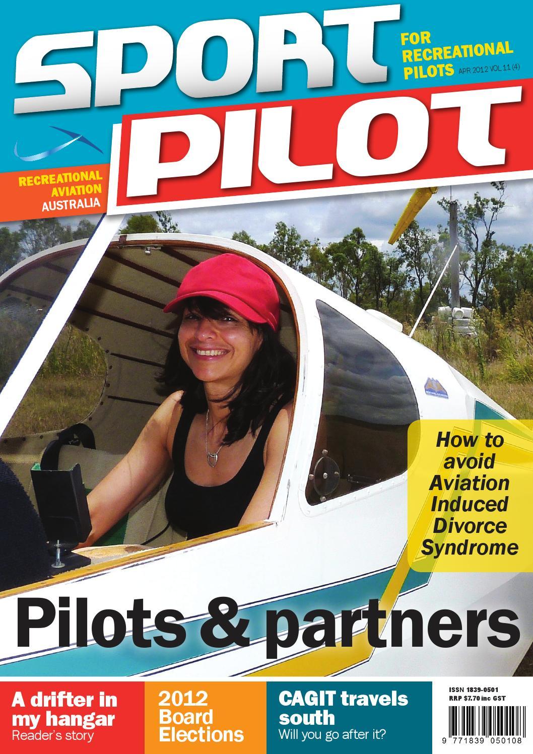 Sport pilot 11 april 2012