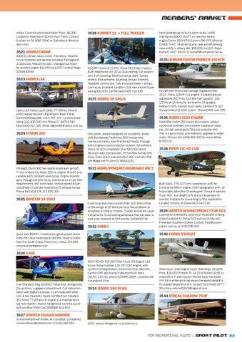 Sport pilot 27 sep 2013 by Recreational Aviation Australia