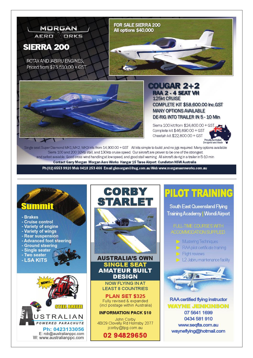 Sport pilot 28 oct 2013 by Recreational Aviation Australia