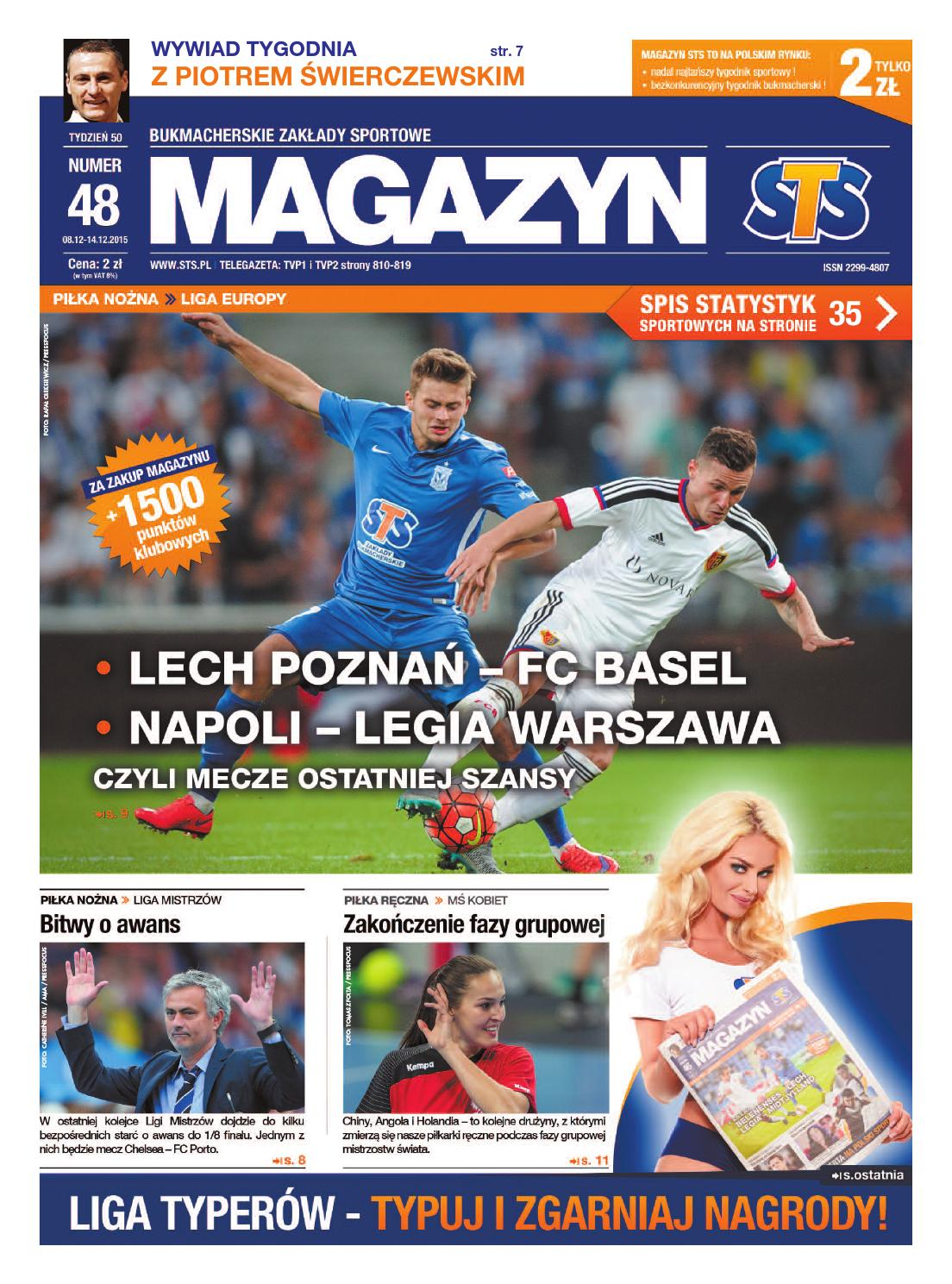 f9ab681b8 Magazyn sts nr 48 by Star-Typ Sport - issuu