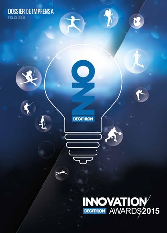 ea4f95fba Dossier de Imprensa Decathlon - Innovation Awards 2015 by Decathlon ...