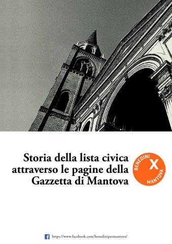 Diario Benedini per Mantova by Giampaolo Benedini - issuu c91783c12f1