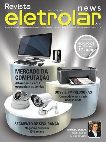 Revista Eletrolar News - ED90 by Grupo Eletrolar - issuu ed495942b0
