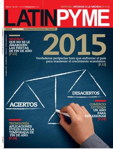 Edición Latinpyme No. 127