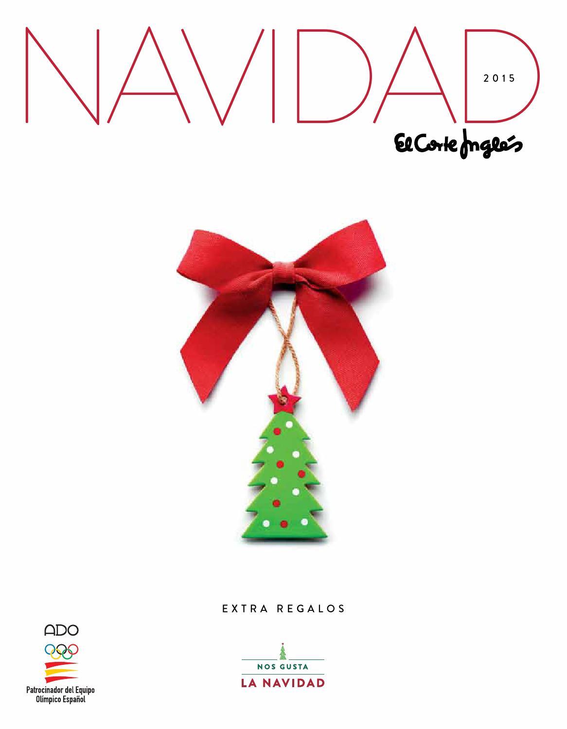 Catalogo el corte ingles navidad by - Catalogo regalos corte ingles ...