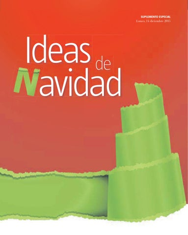 2015 12 14 Ideas de Navidad by Edicions Clariana - issuu f0deae9b9a30