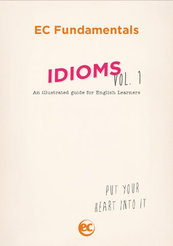 Idioms And Phrases Ebook