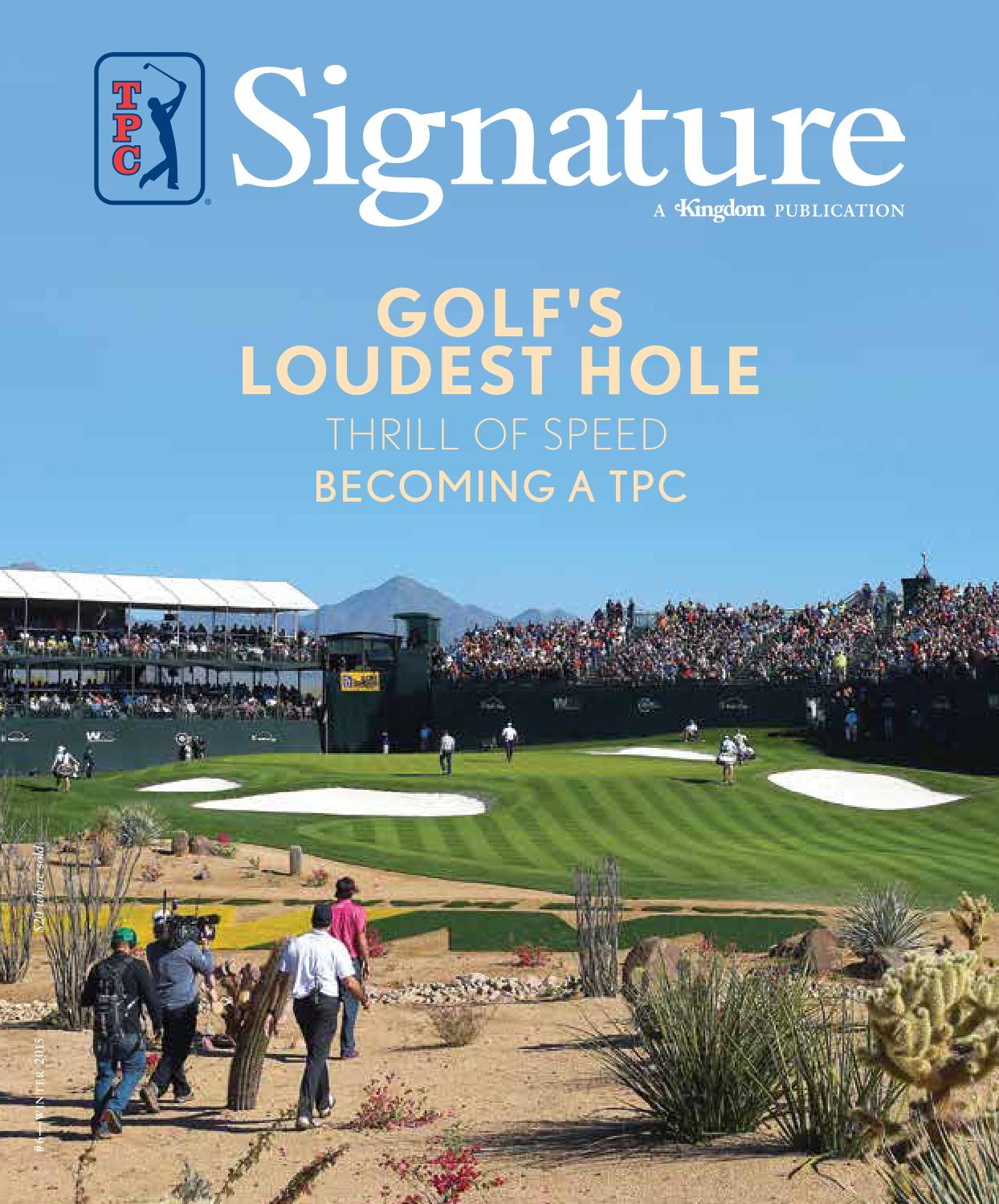 TPC Signature: Issue 6 by TMC USA - issuu