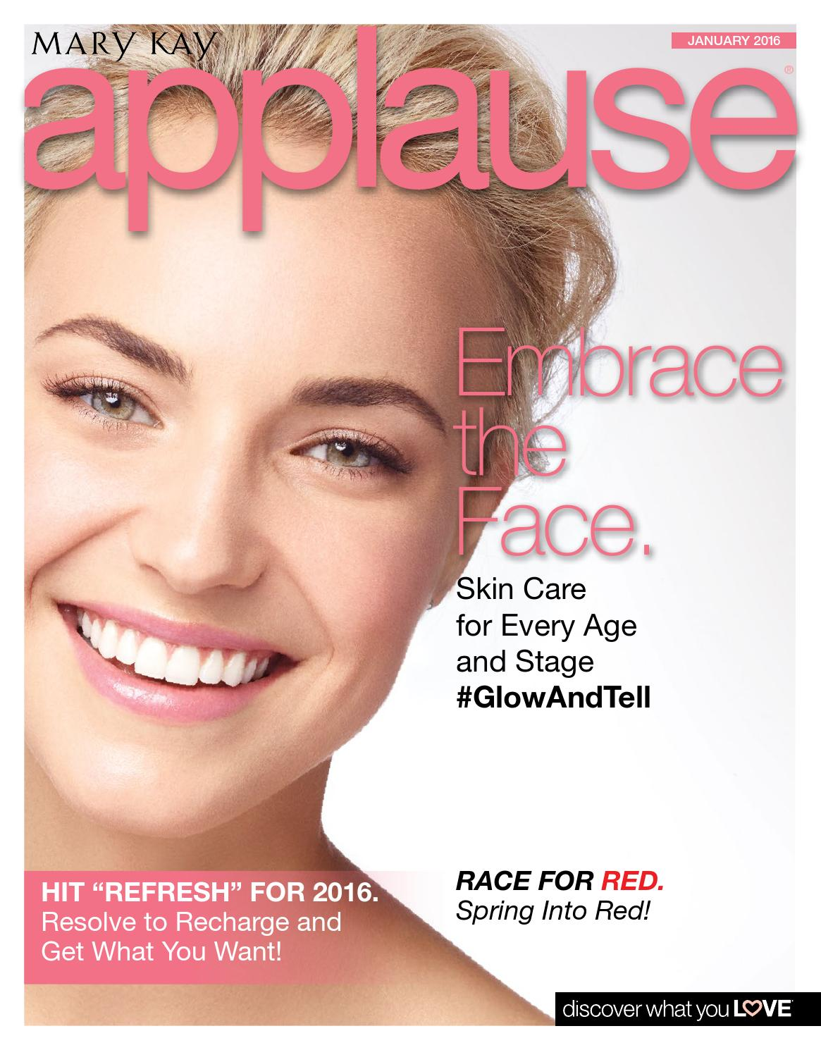 Mary Kay Online Agreement On Intouch -