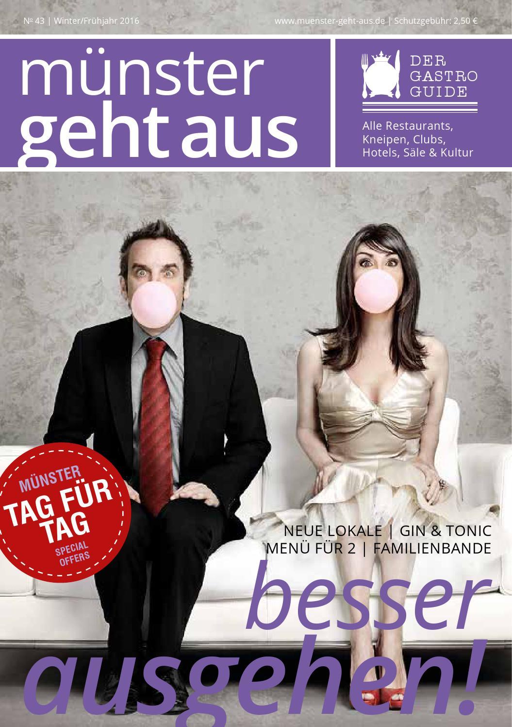 Münster Geht Aus by Tips Verlag GmbH - issuu