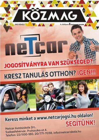 """Cover of """"KÖZMAG Középiskolások Magazinja - Karácsonyi Lapszám - 2015-12 – Székesfehérvár"""""""