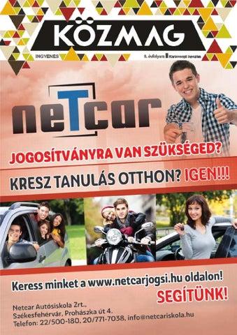 """Cover of """"KÖZMAG Középiskolások Magazinja - Karácsonyi Lapszám - 2015-12 – Veszprém"""""""