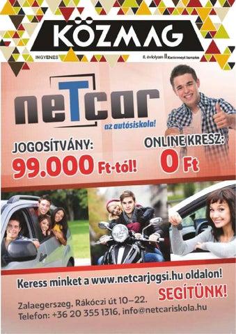 """Cover of """"KÖZMAG Középiskolások Magazinja - Karácsonyi Lapszám - 2015-12 – Zalaegerszeg"""""""