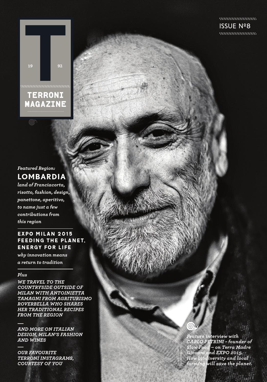 T Magazine No By Terroni Issuu - Outside magazines travel awards 2015