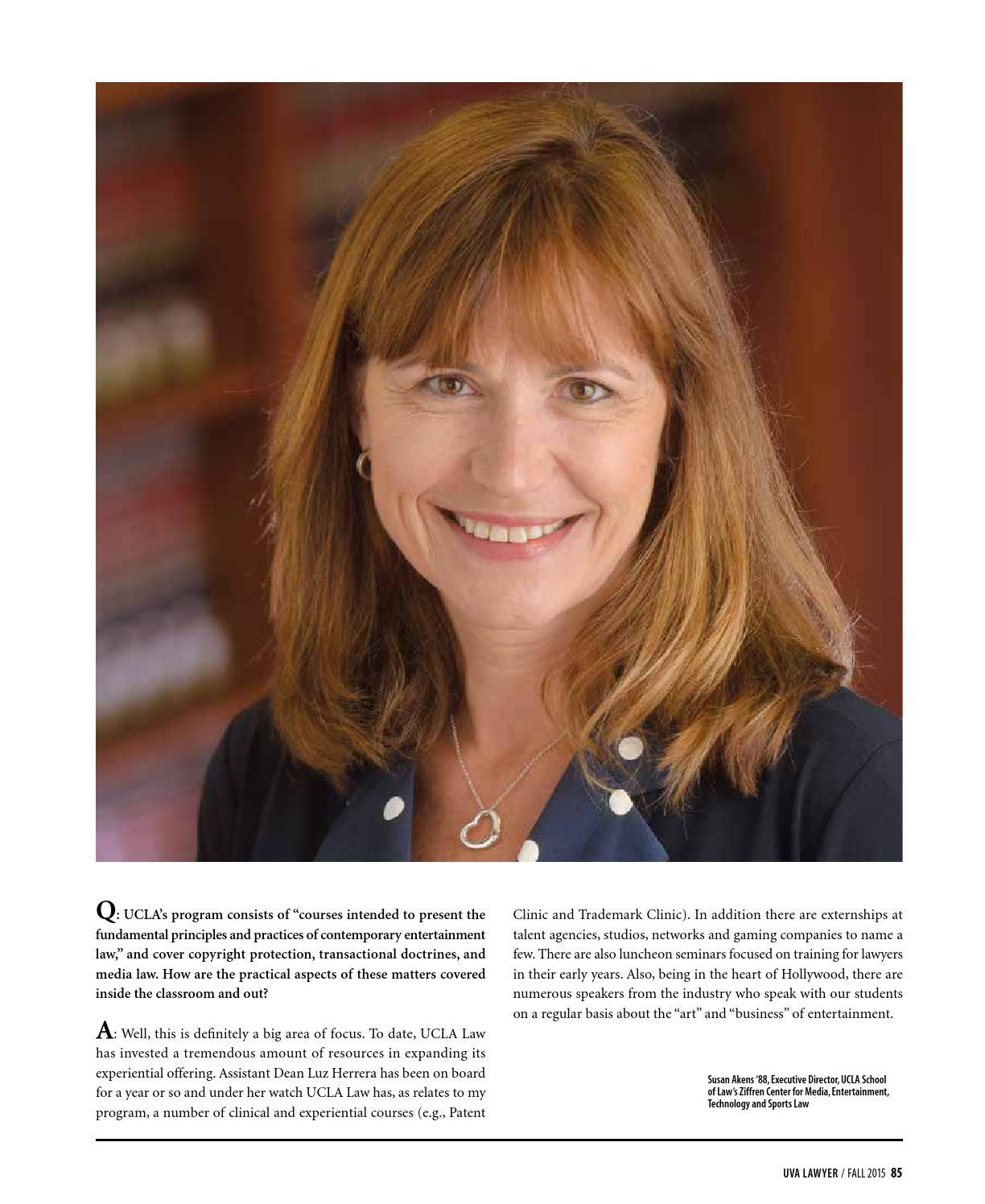 UVA Lawyer, Fall 2015 by University of Virginia School of Law - issuu