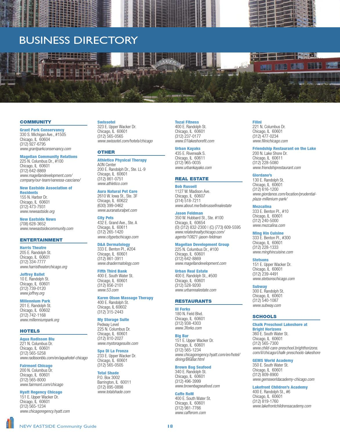 New Eastside Il Community Profile By Townsquare Publications Llc