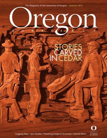 Oragean modernism a lost literary movement 1924 1953 array oregon quarterly summer 2013 by uo oregon quarterly issuu rh issuu com fandeluxe Gallery