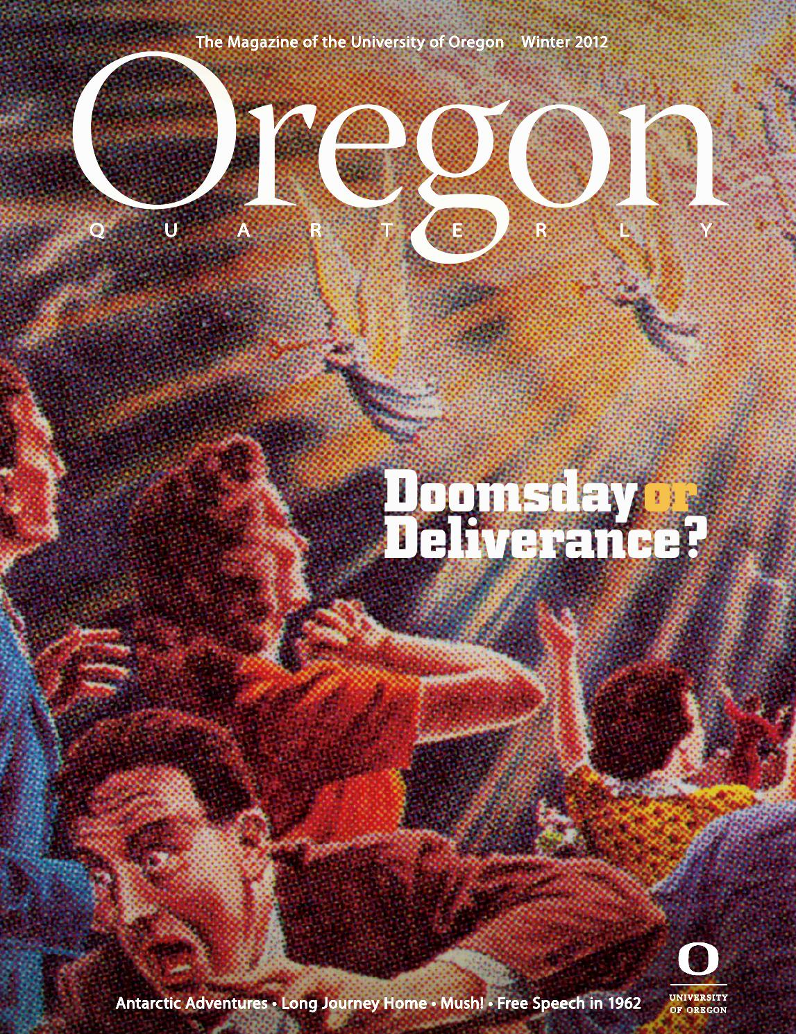 Oregon Quarterly Winter 2012 By Uo Issuu Found This Handy Diagram Above On The Web Jim Ekstrom Is Author