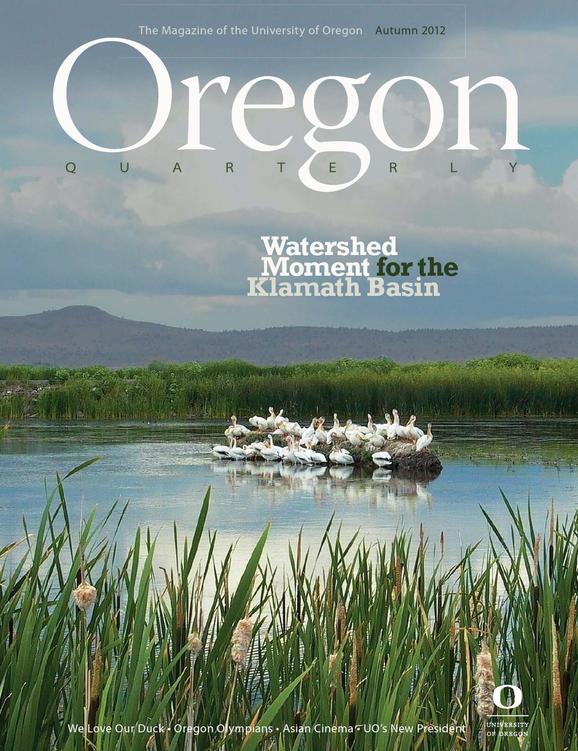 Oregon Quarterly Autumn 2012 By Uo Issuu Bent Diabolical Casio Ck 1 Circuit
