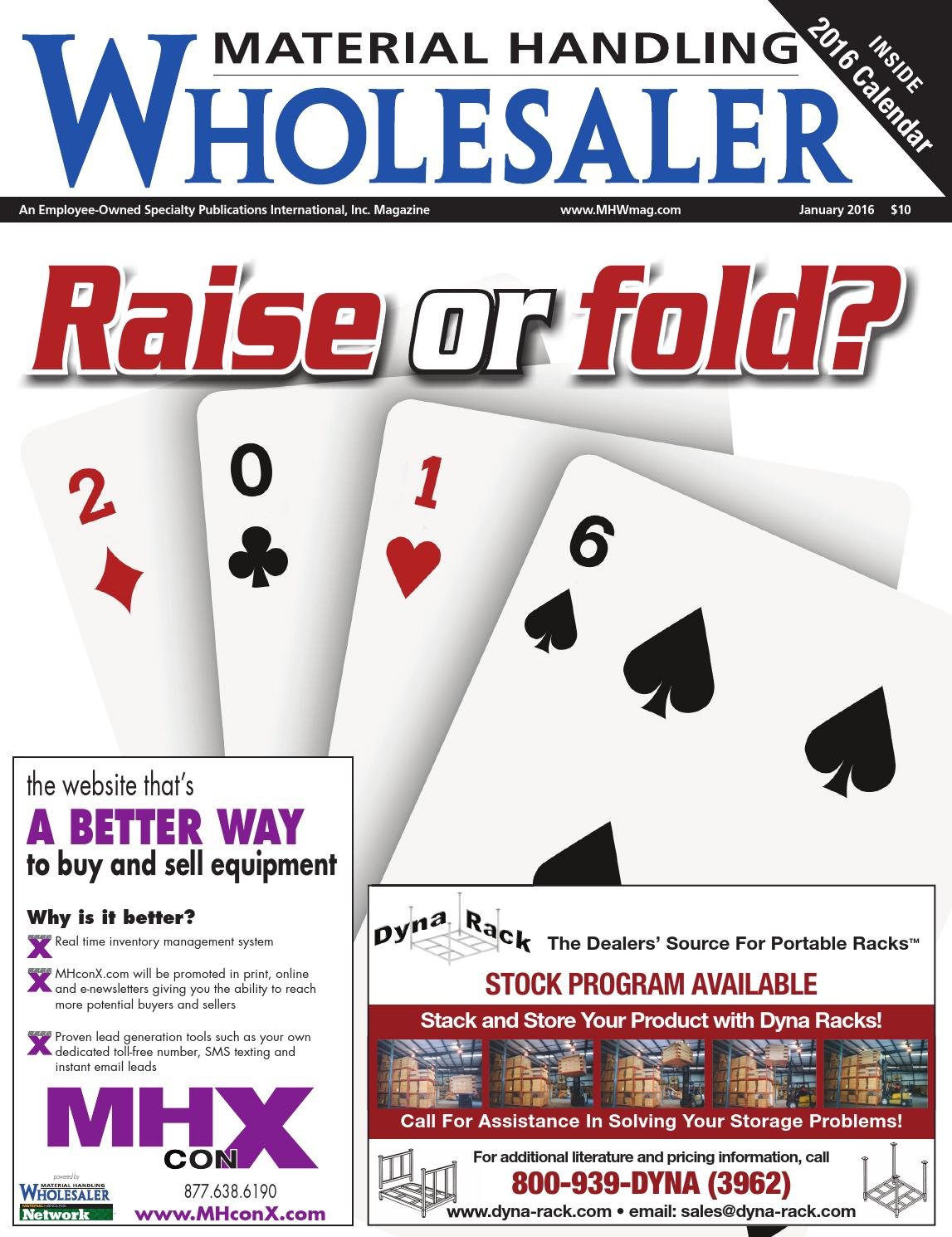 Material handling wholesaler january 2016 by material handling material handling wholesaler january 2016 by material handling wholesaler issuu fandeluxe Choice Image