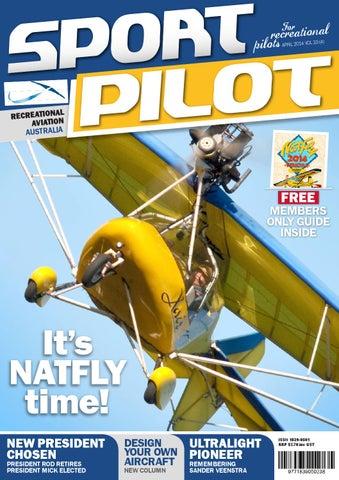 sport pilot 33 apr 2014 by recreational aviation australia issuu