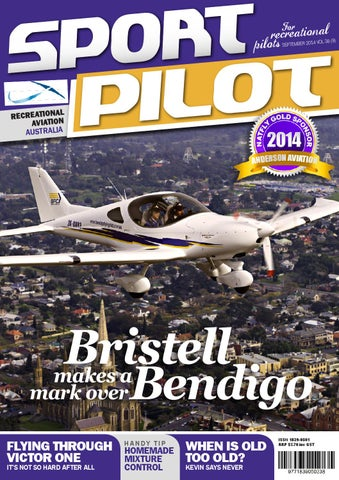 b6c56b299f5eb4 Sport pilot 38 sep 2014 by Recreational Aviation Australia - issuu