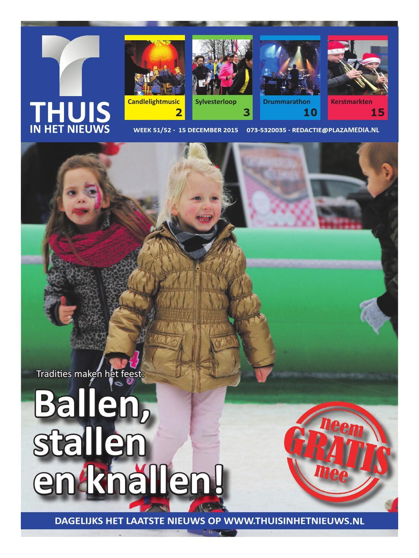 Thuis In Het Nieuws 1551 Editie Geffen Nuland Vinkel En Maasdorpen 15 12 2015 By Thuisinhetnieuws Issuu