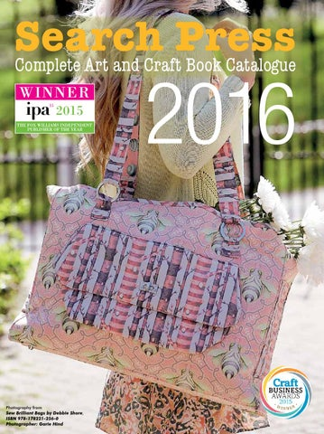 a5947085a Search Press Trade Catalogue 2016 by Search Press - issuu