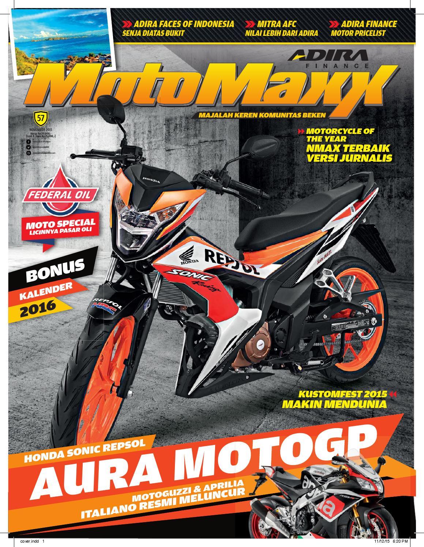 Motomaxx 11 2015 By Adira Member Issuu New Vario 110 Esp Cbs Estilo Black Kendal