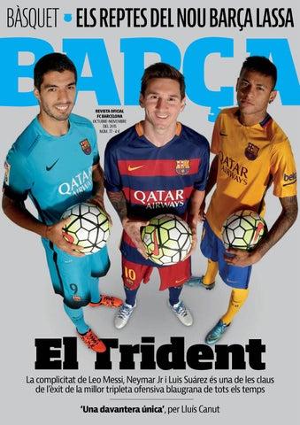 eda390a913 REVISTA BARÇA - Nº77 - CATALÀ by FC Barcelona - issuu