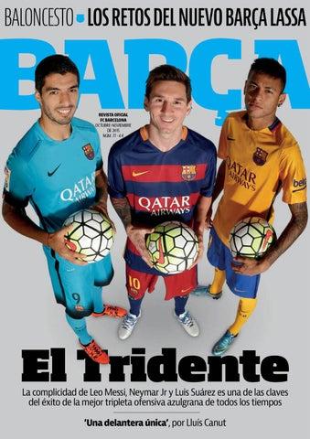 REVISTA BARÇA - Nº77 - CASTELLANO by FC Barcelona - issuu f07fe65939377