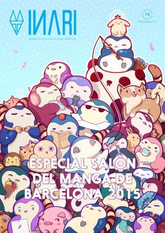Inari número 15 - Diciembre 2015 by Revista Inari - issuu 2f24e001dc54