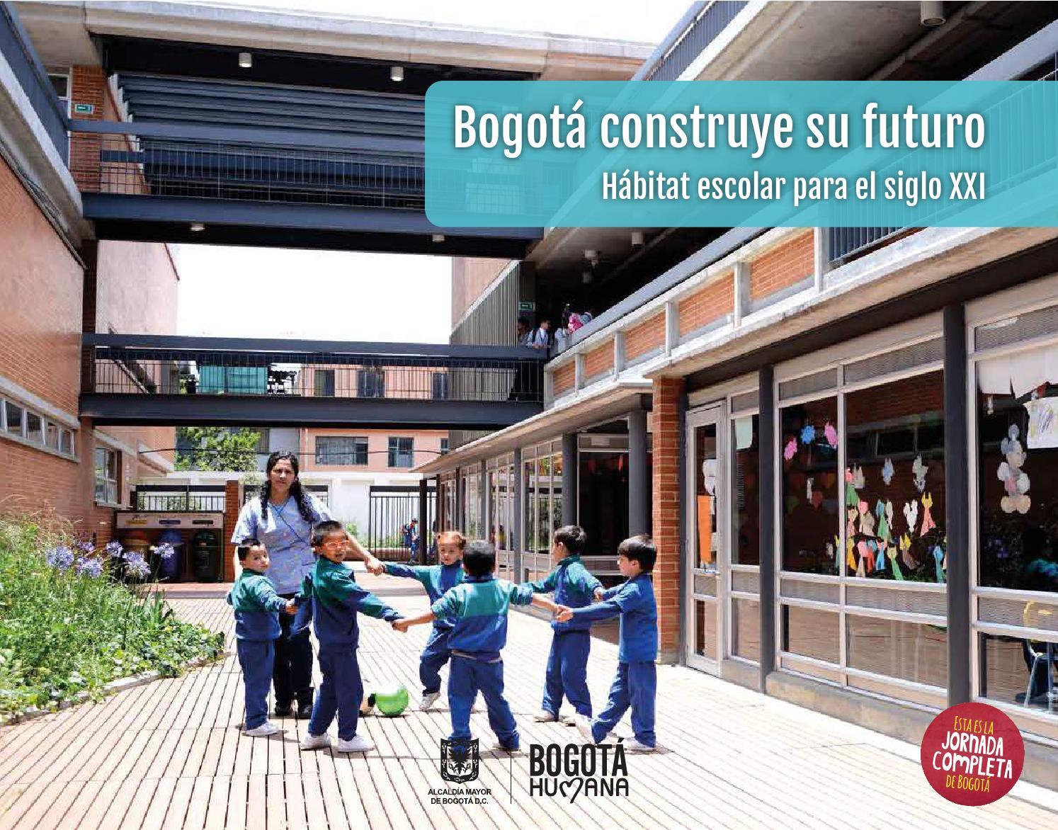 Bogot construye su futuro h bitat escolar para el siglo for Almacenes de muebles en bogota 12 de octubre