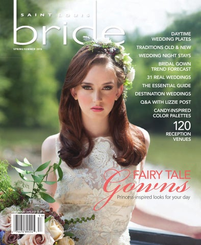 8dd165d53ec St. Louis Bride Spring-Summer 2016 by Morris Media Network - issuu