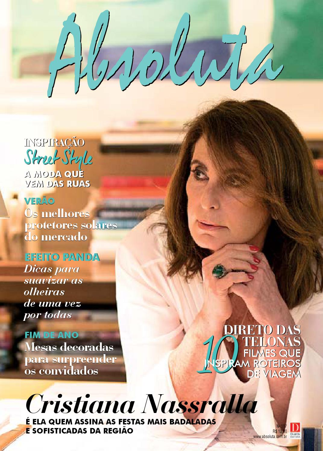 Revista Absoluta 117 by Absoluta - issuu cefa110bc4