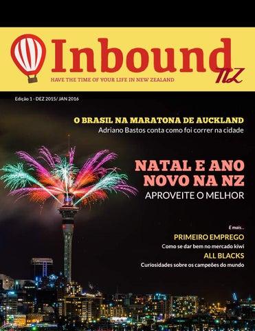 Revista Inbound NZ - Edição 1 (Dez 2015  Jan 2016) c794a6226b