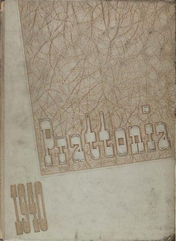 aec3456432 1940 Prattonia by Pratt Institute Alumni - issuu