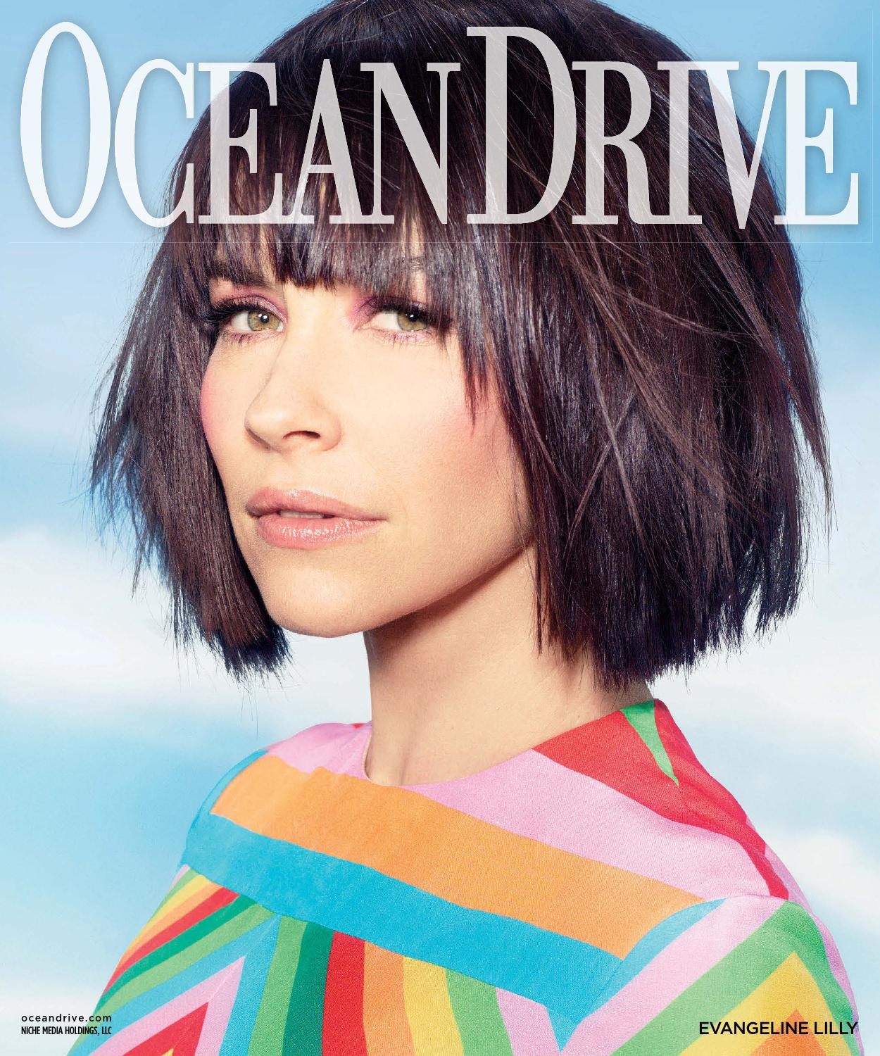 Ocean drive 2015 issue 1 january evangeline lilly by MODERN LUXURY - issuu 0ac8f8022d30